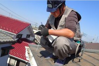専門業者による屋根修理
