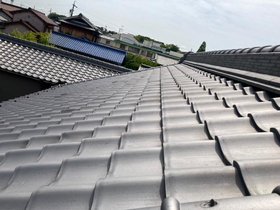 屋根点検 瓦
