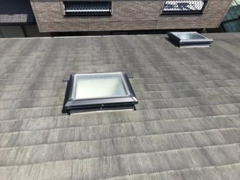 スレート屋根 点検