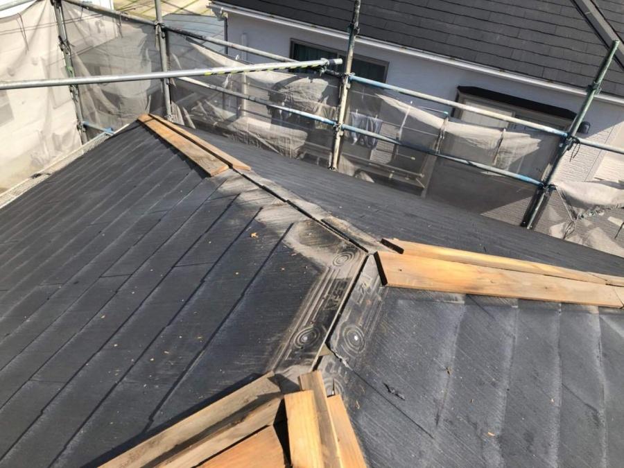 今、利用が多い屋根のカバー工法(重ね葺き)ってなに? 安城市