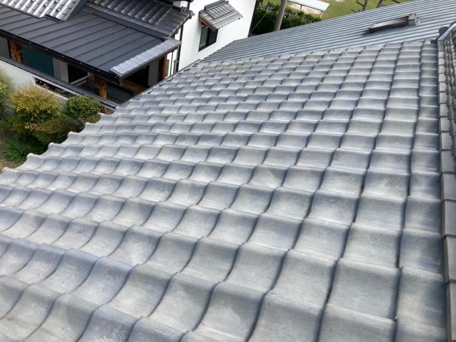 岡崎市にて瓦屋根の無料点検を実施。瓦屋根はこれに気をつけろ!