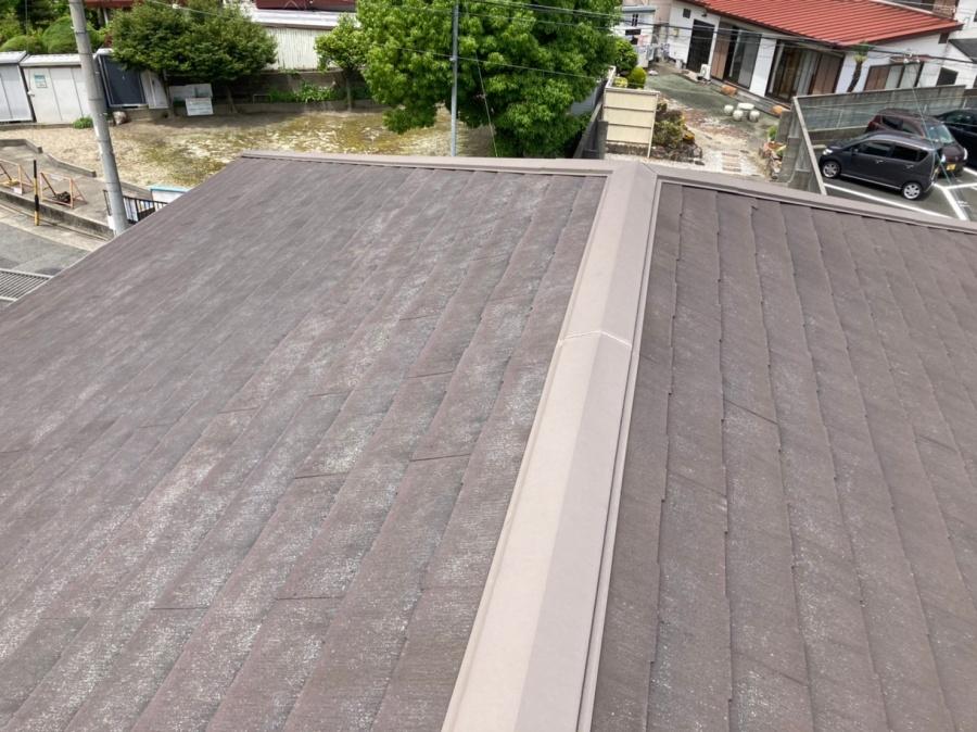 屋根点検 屋根2