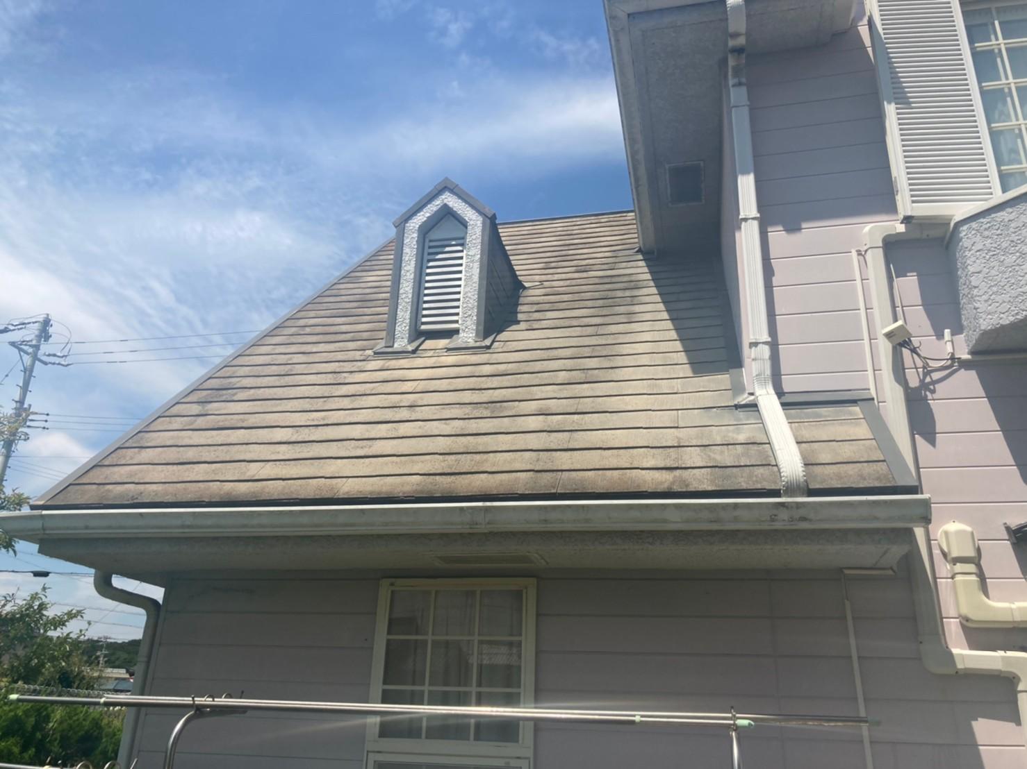 外壁点検 屋根
