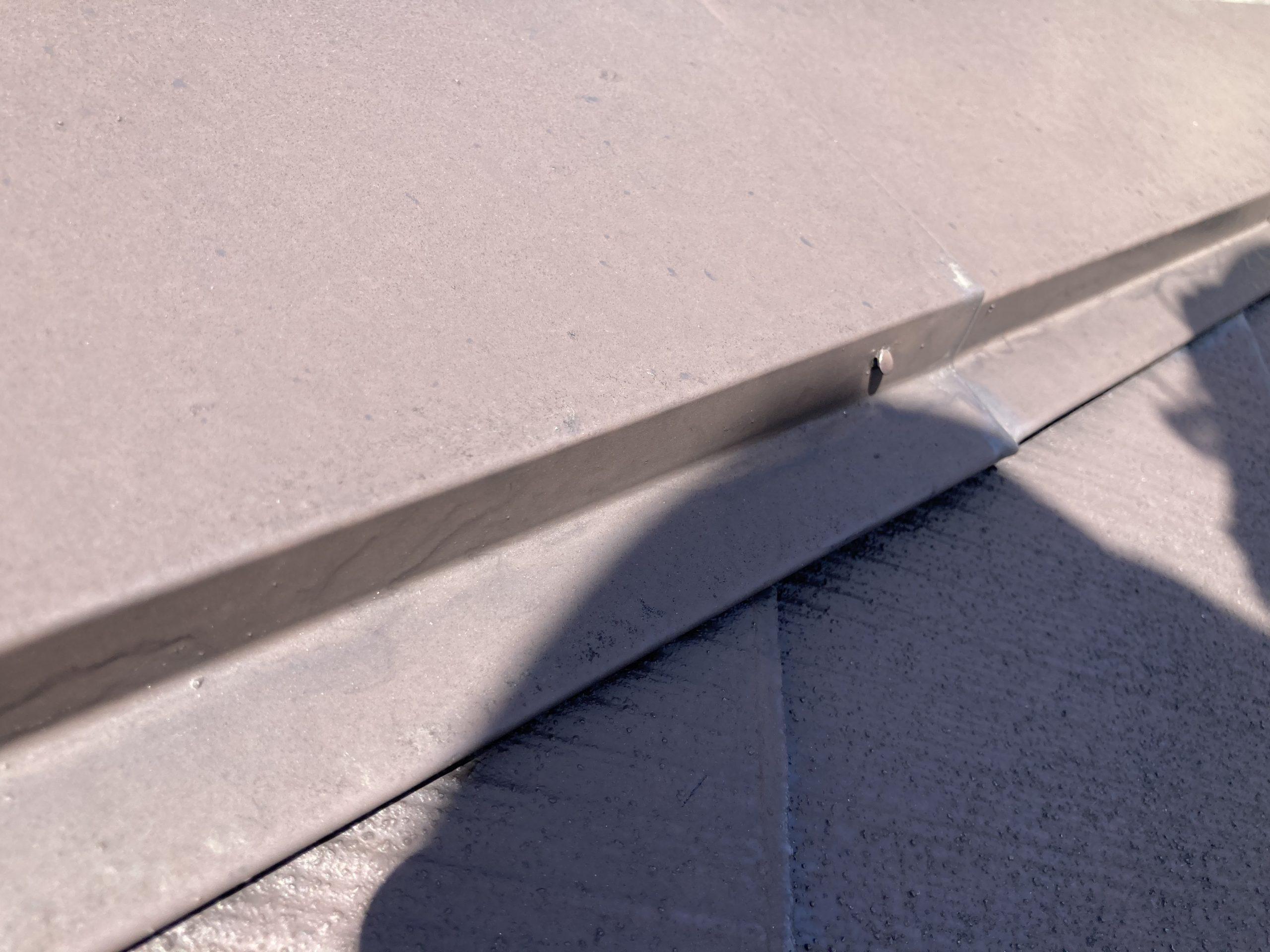 スレート屋根 釘
