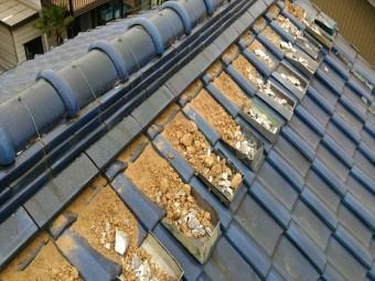 漆喰 補修 劣化 雨漏り