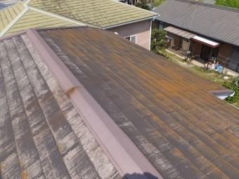 スレート 屋根 点検