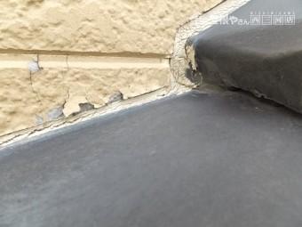 塗膜の剥離 外壁点検 サイディング