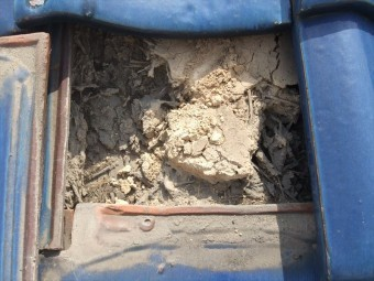 瓦屋根 点検 土葺 重い