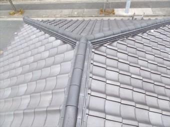 瓦 屋根点検 漆喰