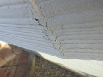 屋根外壁褪色