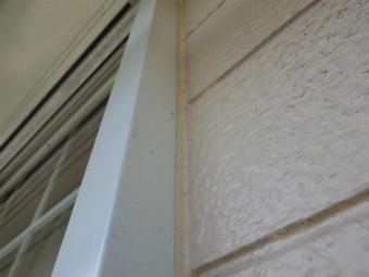 外壁塗膜劣化