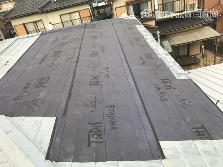葺き替え ガルバリウム鋼板
