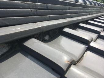 漆喰 剥がれ 劣化 屋根