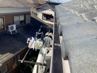 屋根点検 雨樋