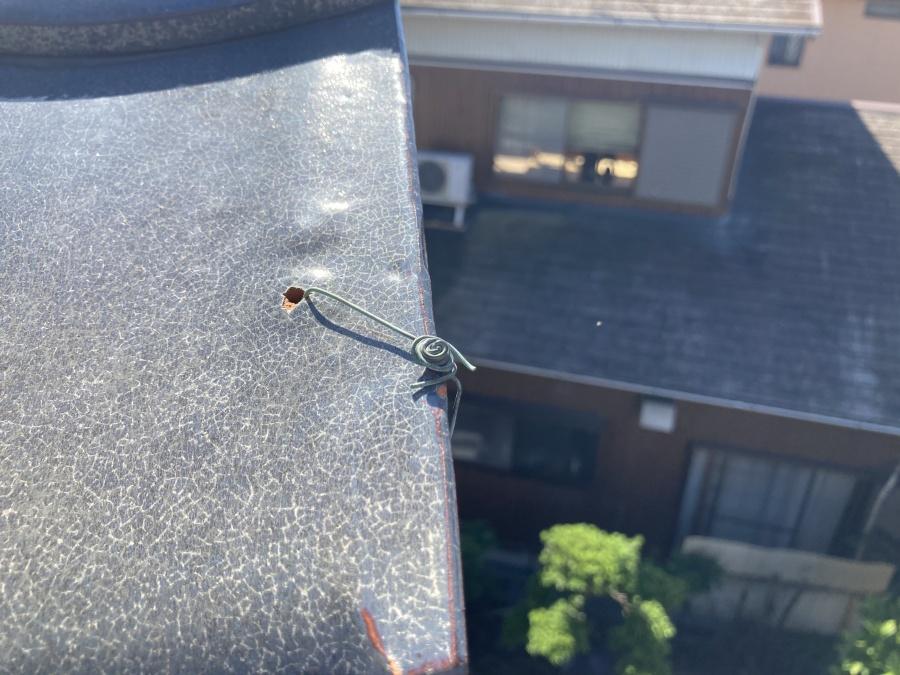 屋根点検 ケラバ