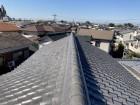 屋根点検 棟瓦