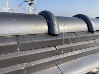 屋根点検 のし瓦