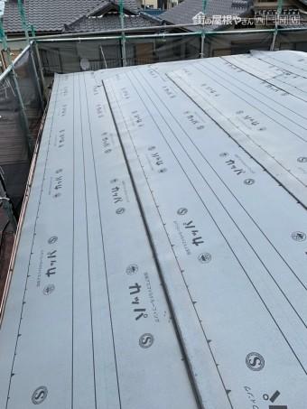 重ね葺き ガルバリウム鋼板 雨漏り
