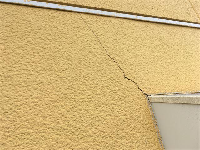 外壁 サイディング 点検 チョーキング 目地の切れ クラック