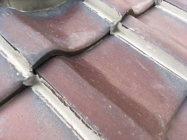 屋根瓦 不具合