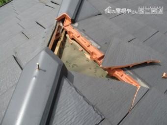 アーバン40台風被害