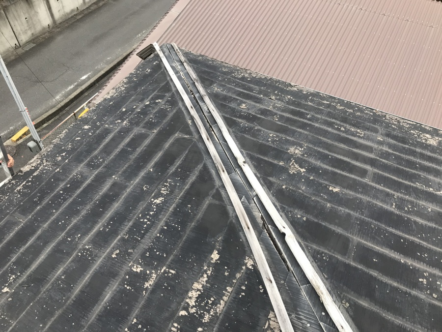 台風で起きた雨漏れから家を守る為屋根修理をお考えの方 豊田市