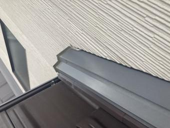 屋根点検 雨押え板金