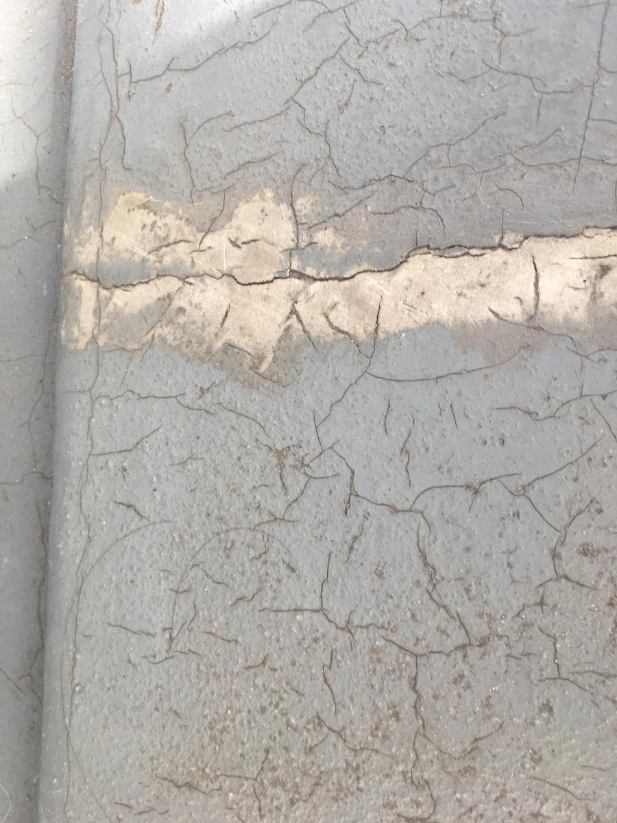 FRP防水 ひび割れ ウレタン防水