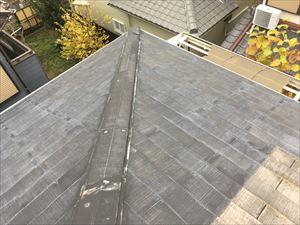 屋根点検 棟板金