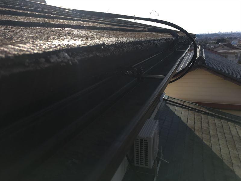 屋根 塗装 重ね葺き 褪色 カビ