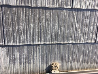 スレート 屋根点検 割れ