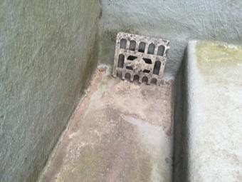 FRP防水 剥離 劣化 トップコート