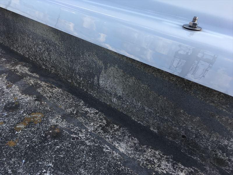 陸屋根 防水 点検