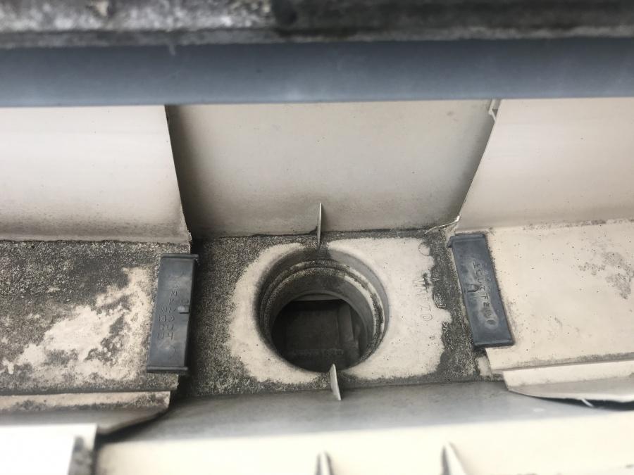 塗装 雨樋