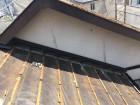 屋根葺き替え工事 屋根材撤去