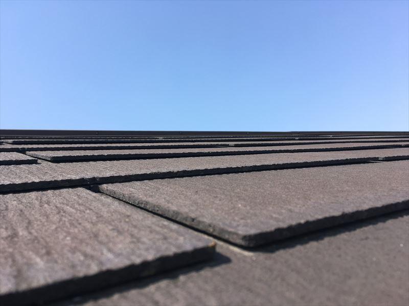 屋根 スレート 色褪せ 釘浮き 見積依頼 塗装 塗り替え