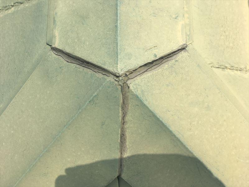スレート 褪色 釘浮き 塗装