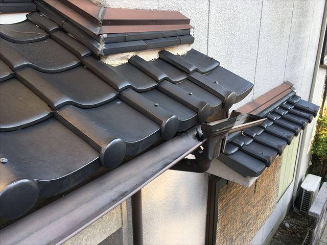 雪による家への被害|雨樋の破損|街の屋根やさん西三河