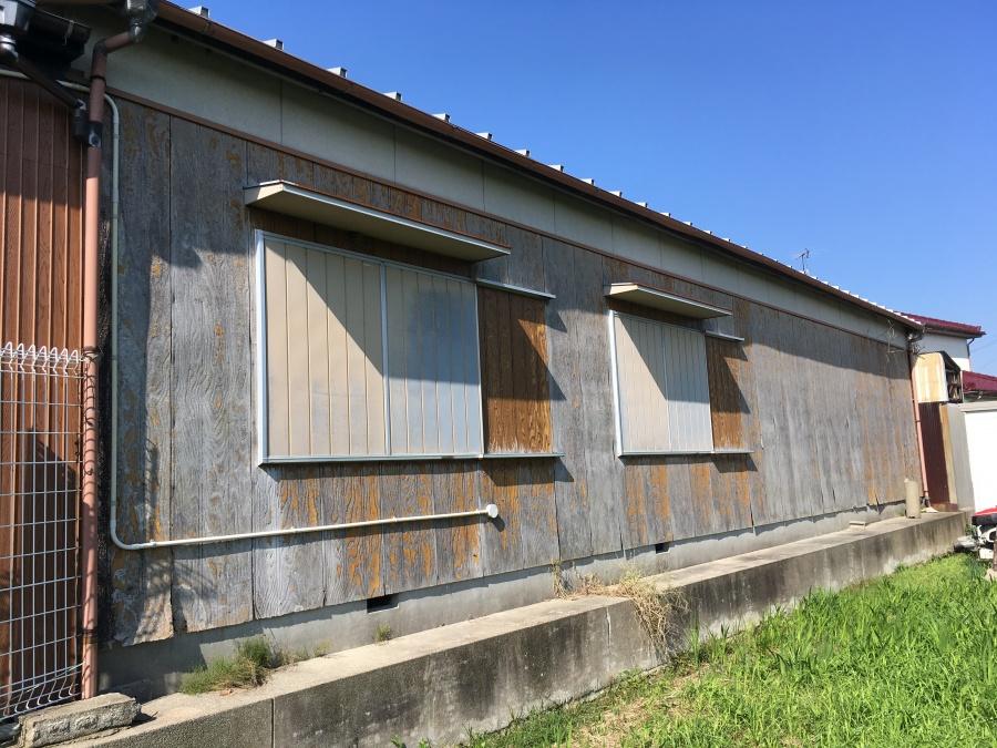 外壁重ね張り工事 カバー工法