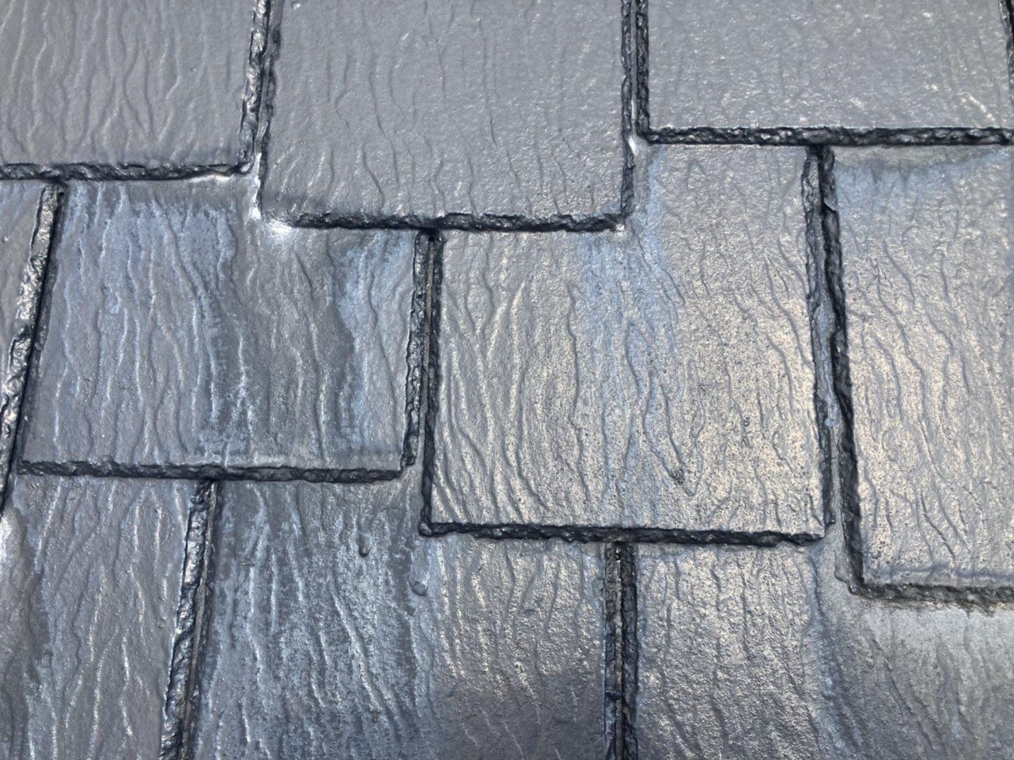 屋根材の表面