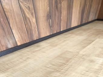 床増し貼り工事