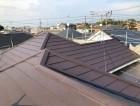 屋根カバー工事 施工後2