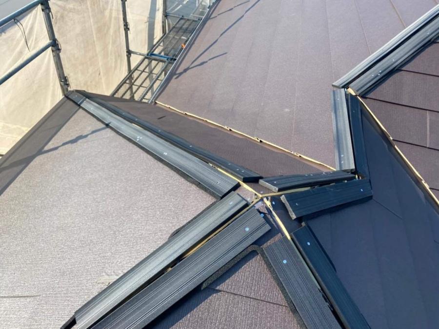 屋根カバー工事 屋根ふき